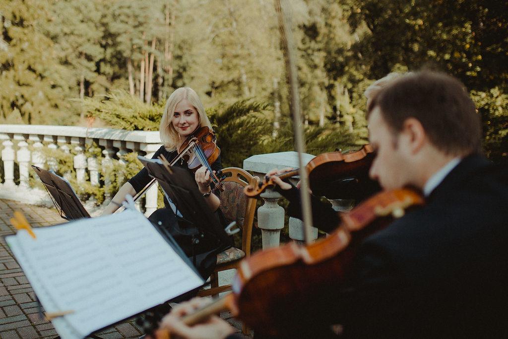 Muzika vestuvių ceremonijos metu