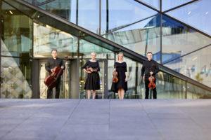 "Styginių kvartetas ""Archi Quartett"""